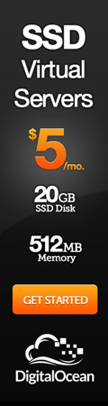SSD Virtual Server 5$/mo HD 20GB 512Ram
